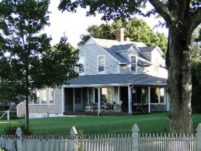 #186 Pet Friendly Edgartown Rental Home W/ Modern Amenties - Image 1 - Edgartown - rentals