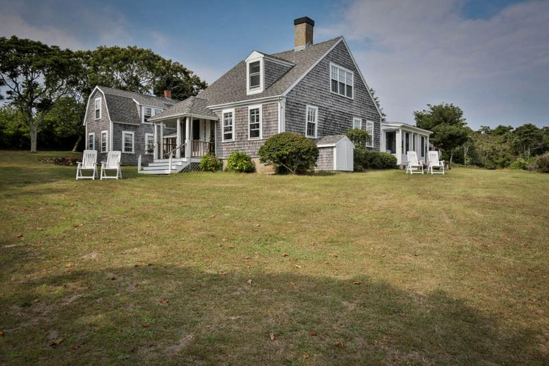 #335 Wonderful Chappaquiddick Cottage On Katama Bay - Image 1 - Chappaquiddick - rentals