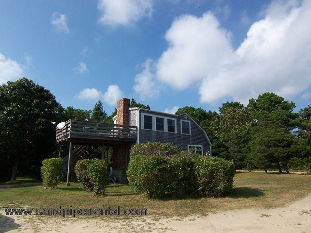 #342 Chappaquiddick Island waterfront cottage - Image 1 - Chappaquiddick - rentals