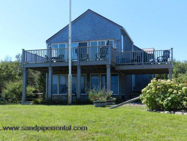 #357  Enjoy the stunning panoramic views of the outer harbor - Image 1 - Chappaquiddick - rentals