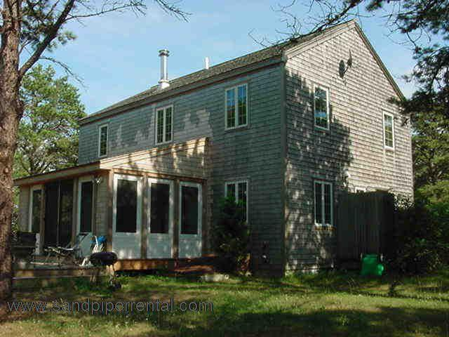 #415 Pet Friendly Farmhouse Close To East Beach - Image 1 - Chappaquiddick - rentals