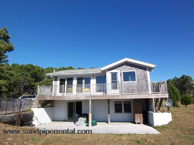 #435 all of your basic need W/ bonus views of Katama Bay - Image 1 - Chappaquiddick - rentals