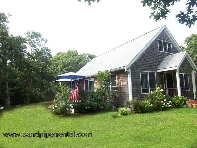 #482 Small, but affordable Chappy vacation rental - Image 1 - Chappaquiddick - rentals