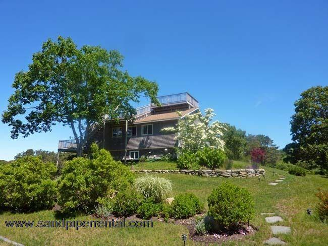 #491 Enjoy breathtaking water views and spectacular sunsets - Image 1 - Chappaquiddick - rentals