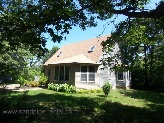 #810 Contemporary Cape on Martha's Vineyard - Image 1 - Oak Bluffs - rentals