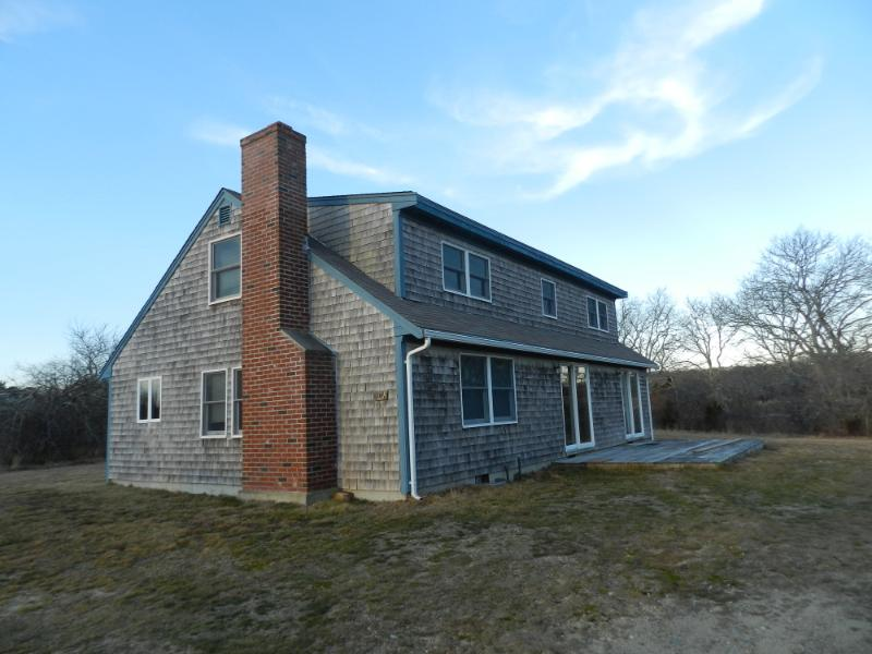 #1071 A waterfront Cape located on Tisbury Great Pond - Image 1 - West Tisbury - rentals