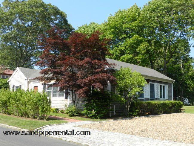 #1215 Large back Yard & Within Walking Distance To Town - Image 1 - Vineyard Haven - rentals