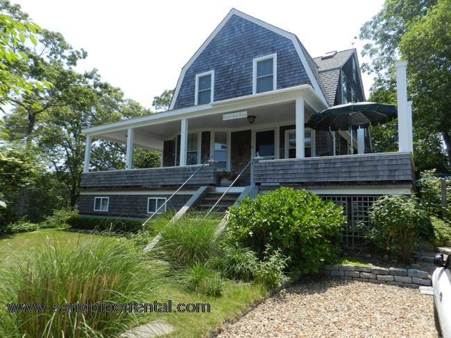 #1225 Views to the Vineyard Haven Harbor - Image 1 - Vineyard Haven - rentals