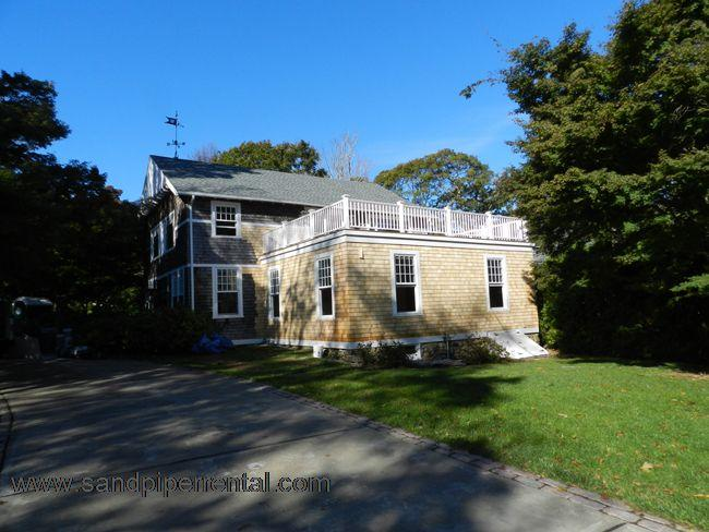 #1233 Waterfront 3000+ square foot carriage house - Image 1 - Vineyard Haven - rentals