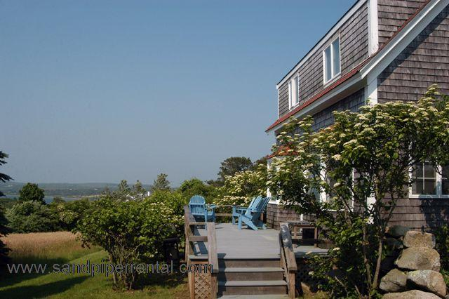 #2025 Delightfuf guest house with sweeping water views - Image 1 - Chilmark - rentals