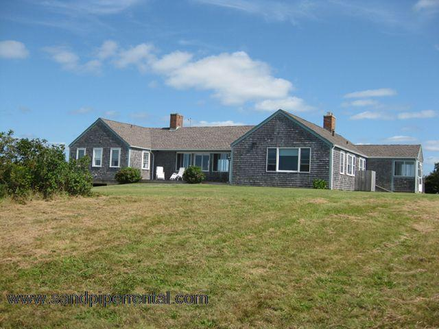 #2063 Enjoy access to a private beach & shared tennis court - Image 1 - Chilmark - rentals