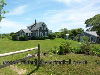 #2515 A home to multi literary notables throughout its years - Image 1 - Aquinnah - rentals