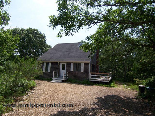 #7023 Centrally located cape with A/C! - Image 1 - Weston - rentals
