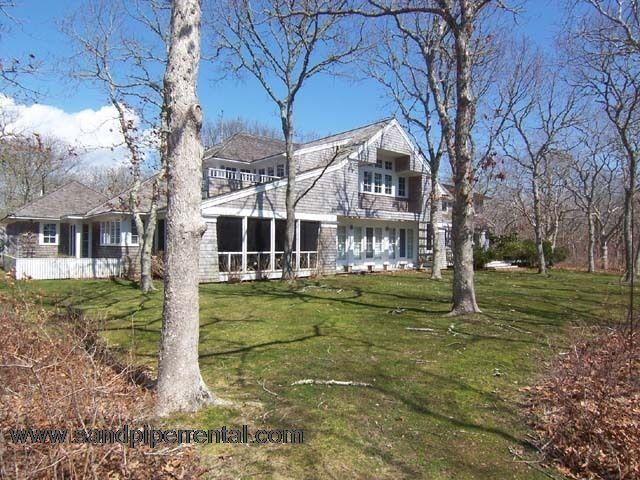 #7066. 1200 feet of frontage on Jacobs Neck Cove - Image 1 - Gay Head - rentals