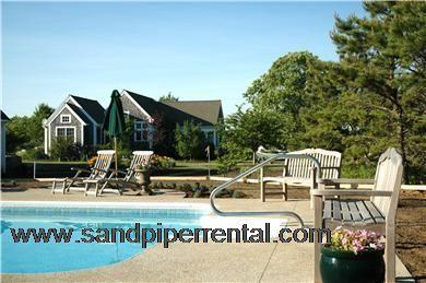 #7767 This guest home is on a three acre private compound - Image 1 - Edgartown - rentals