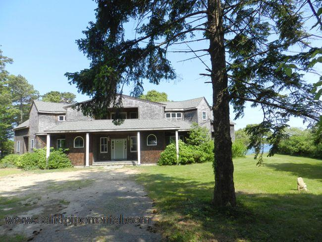 #8078 Pristine Oak Bluffs Waterfront Property - Image 1 - Oak Bluffs - rentals