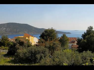 A1(6+2): terrace view - 8003  A1(6+2) - Primosten - Primosten - rentals