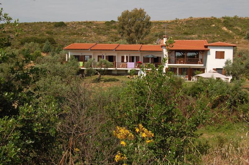 KORTIRI apartment - Apartment close to the beach in Northern Greece - Agios Nikolaos - rentals