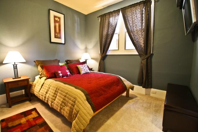 Bedroom 1 - Mission 24th St - San Francisco - rentals