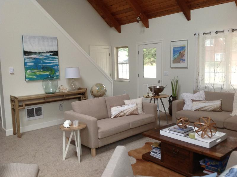 Modern, Peaceful Family Beach Retreat - Image 1 - Pacific City - rentals