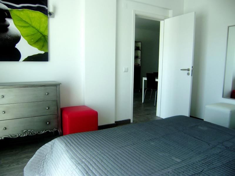 Bedroom - Apartment in Old Town Albufeira 200m to the beach - Albufeira - rentals