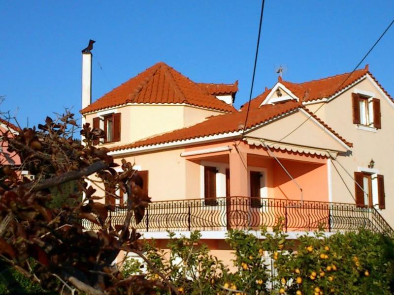 spasmata seaview studios in kefalonia island!! - Image 1 - Cephalonia - rentals
