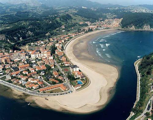 Ribadesella. Playa - Apartamento en Ribadesella. Tranquilo. Vistas al Mar y La Montaña - Ribadesella - rentals