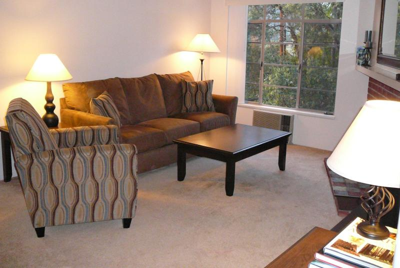 Living room - 2 + 1 Glendale Verdugo Woodlands Charm - Glendale - rentals