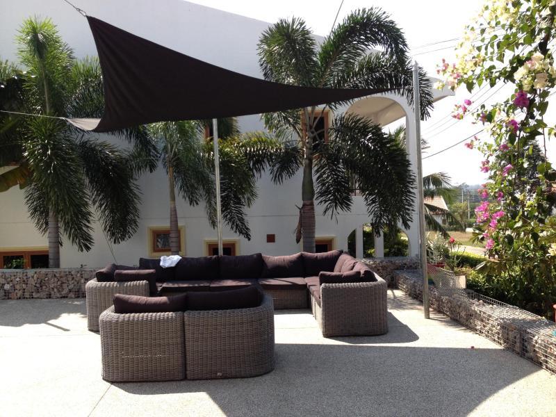 garden - villa chook dee hua hin - Hua Hin - rentals