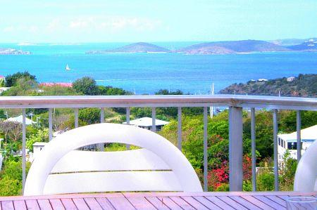This villa has 4 air-conditioned bedrooms, Queen and a King/Twin up and a Queen and a King/Twin down - Paradise Revisited - 20% Off till 10/25 - Virgin Islands National Park - rentals