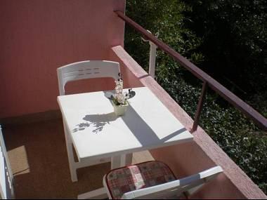 A1(4+1): balcony - 8004  A1(4+1) - Banjol - Banjol - rentals