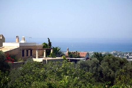 the  Old Monastery - The Old Monastery - studio DANAI - Rethymnon - rentals