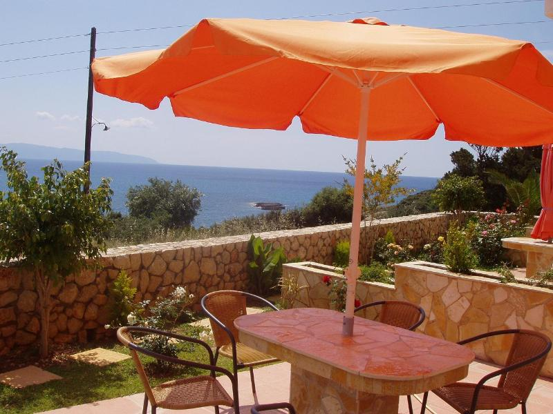 seaview - Villa by the sea - Argostolion - rentals