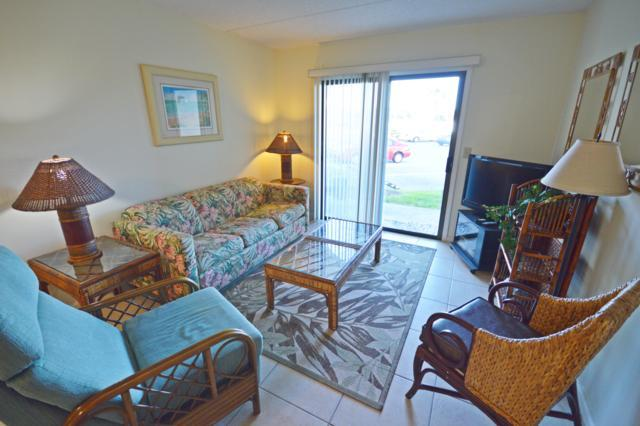 Living Area - 2105 Jacuzzi Villa 1st Floor - Saint Augustine - rentals