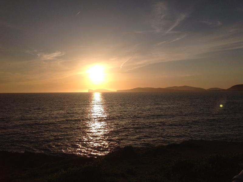 Tramonto ad Alghero - Sea&sunny - Alghero - rentals