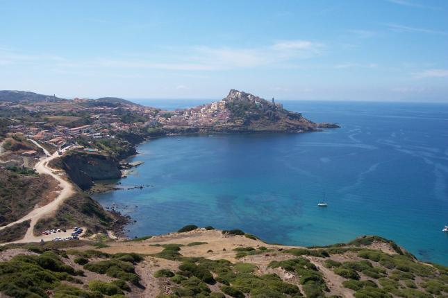 Castelsardo view - SARDINIA- CASTELSARDO- Beautiful Apartment with spectacular sea view D2 - Castelsardo - rentals