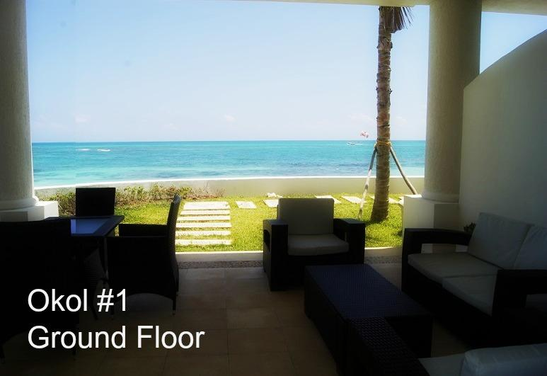 OCEAN FRONT 3BDRM APT, GET THE 7th NIGHT FREE! - Image 1 - Playa del Carmen - rentals