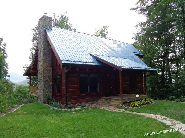 Brand New Mountain Cabin easy mainlevel entry - Hawk Feather in Boone NC - Boone - rentals