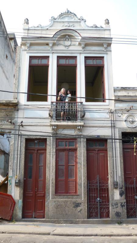 Facade - Rio: Porto Maravilha - High & Low in Gamboa - Rio de Janeiro - rentals