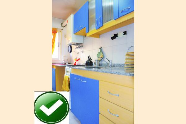 SHINNY 1 BR for 3 POOL, GARDEN, LAUNDRY - Belgrano - Image 1 - Buenos Aires - rentals