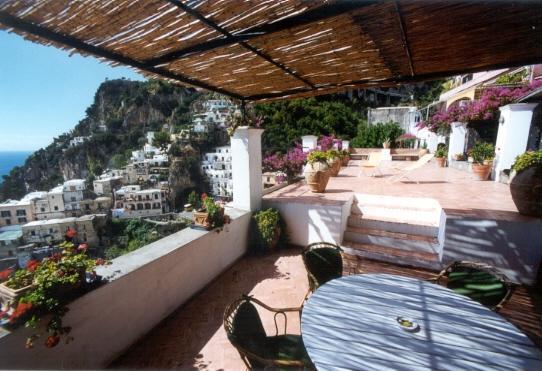 Piccola Villa Vista Positano Villa in Positano with view, holiday rental - Image 1 - Positano - rentals