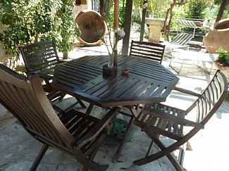 patio - Holiday Cottage in Limassol with studio sleeps 3 - Limassol - rentals