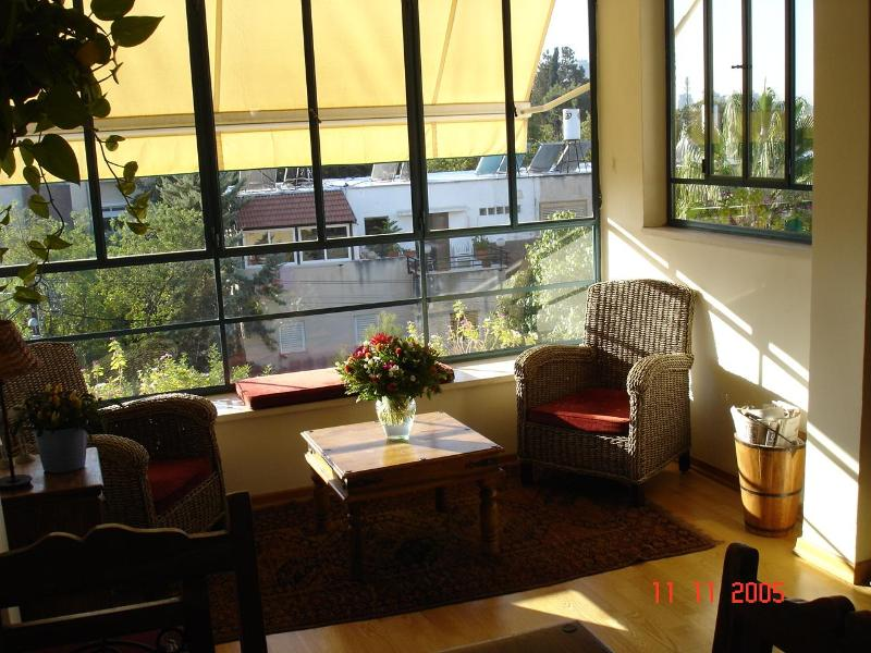 Boutique Apt in Green Ramat Aviv by TLV University - Image 1 - Tel Aviv - rentals