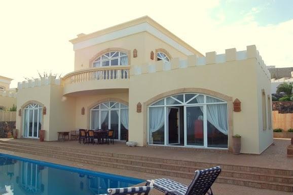 Villa - Delightful Spacious Villa , Front Line Beach - Mirleft - rentals