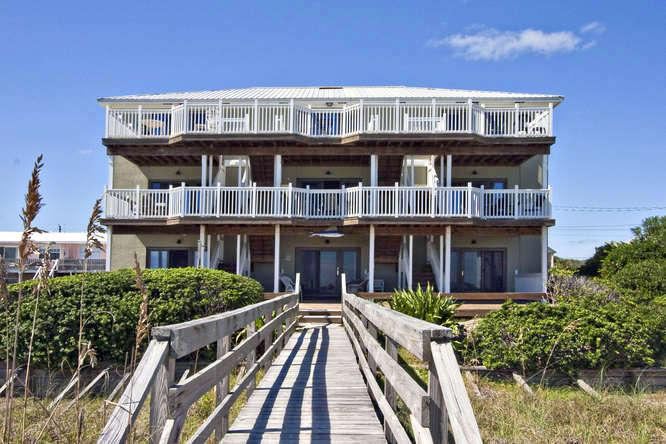 Its The Beach - Watch The Dolphins From Your LR , Summer Sale 1099 - Fernandina Beach - rentals
