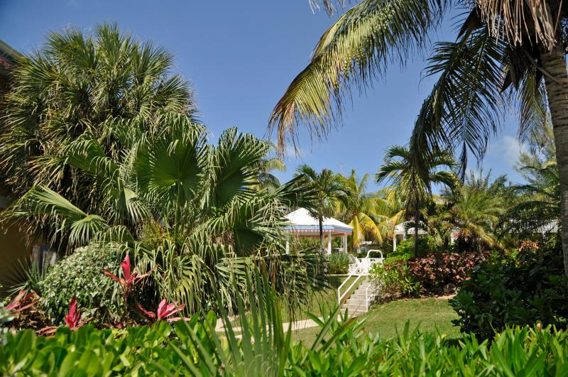 The beautiful gardens - CoCoCondo  - Your Home Away from Home - West Bay - rentals