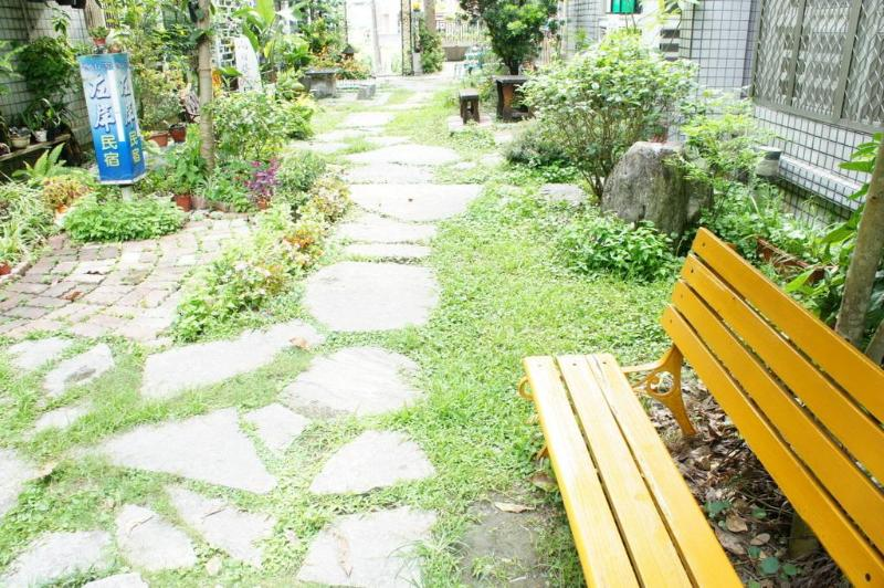 beautiful gardon - Dongshan River left bank B & B - Taiwan - rentals