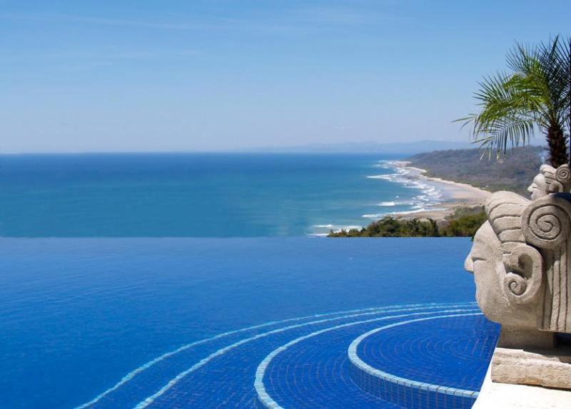 RENT HILLTOP! Best VIEWs, Trop.Villa/Pool/Jacuzzi - Image 1 - Mal Pais - rentals