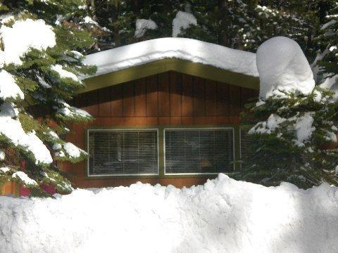 Awesome Powder!! - Cozy Cabin 2 Bedroom/2Bath - Lake Tahoe Free Wifi - South Lake Tahoe - rentals