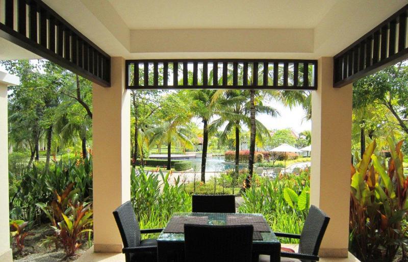 View from terrace - 2bdrm Phuket Laguna Outrigger Villa - Phuket Town - rentals